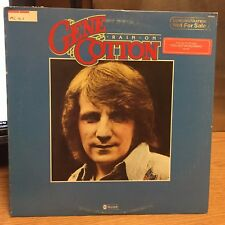 Gene Cotton Rain On 1976 ABC VG+ Hit: You Got Me Running/Me And The Elephant LP