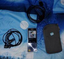 Sony Walkman NW-A25 Hi Res 16gb + Sony MDR-NW750N + accessori nwz-a15 a17 series