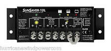 Morningstar SS-10L-12V SunSaver 10 amp 12 volt Solar Charge Controller w/ LVD