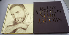 Louis Vuitton Marc Jacobs Hardcover Book w/ Sleeve Cover Rizolli 2012 Gold