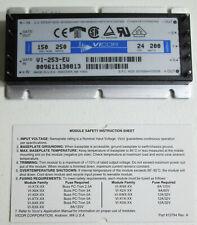 Vicor VI-253-EU 100V-200V IN DC-DC CONVERTER 24V 200W OUT