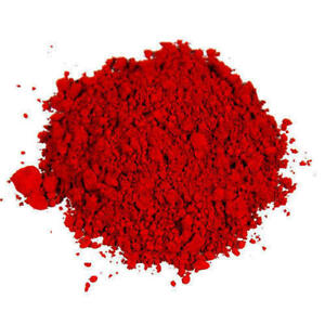 Ponceau 4R E124 red water soluble food dye color coloring powder - 25 grams