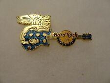 Hard Rock Cafe pin Venice Reclining Lion Guitar 2009