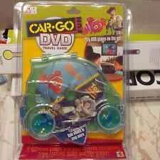 CAR GO DVD TRAVEL GAME DISNEY PIXAR FINDING NEMO TOY STORY AND BEYOND!