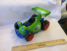Fisher Price Little People Woody RC car race cowboy Toy Story space sound works