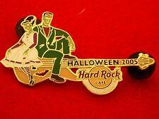 HRC Hard Rock Cafe Osaka Citywalk Halloween 2005 Guitar Frankenstein LE300