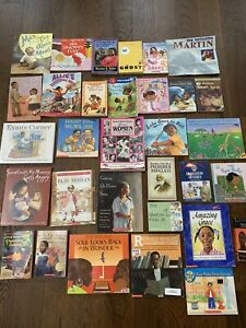 African American featured Children's Books (over 30)