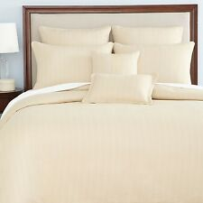 "Hudson Park Feather Matelasse Pillow, 12"" x 18 Camel Cream U1647"