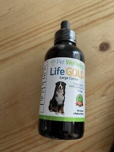 Pet Wellbeing - Life Gold - Natural Cancer Support