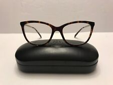 Coach HC 6124 5417 Dark Tort Eyeglasses Frame Authentic 53[]17 140 Pre Owned