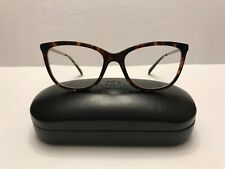 Coach HC 6124 5417 Dark Tort Eyeglasses Frame Authentic 53[]17 140 Pre Owned