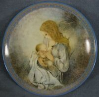 The Circle Sulamith's Love Song Collector Plate Konigszelt Bayern S. Wulfin