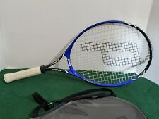 Prince Shark Tennis Racquet With Case Graphite Frame