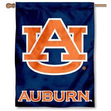 Auburn Tigers AU University College House Flag