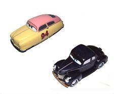 Disney Pixar Movie Cars 3 Diecast Nash Ambassador Junior Moon 1:43 Toy Car