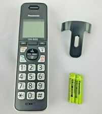 Panasonic Kxtgfa71 Link2Cell Additional Expansion Phone w Belt Clip & Batteries