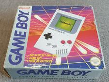 Empty Nintendo Game Boy Basic Set Console Box - BOX ONLY