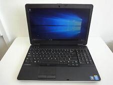 Dell Latitude E6540 Laptop, Core i5, 4GB RAM, 500GB HybridHDD, Win 10 Pro, WiFi
