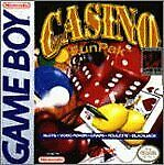 Casino Fun Pack - 1995 Casino & Cards - Nintendo Game Boy - Cartridge Only