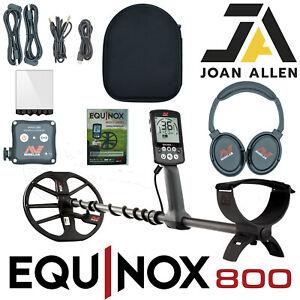 Minelab Equinox 800 Waterproof Metal Detector