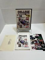 College Football USA 96 Game for Sega Genesis - Complete in Box - Free Shipping