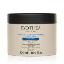 Byothea Cellulite Cream Warm Effect Caffeine And Arnica 500ml
