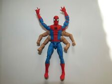 "Marvel Legends 6"" scale figure Six Armed Spiderman Kingpin complete excellent"