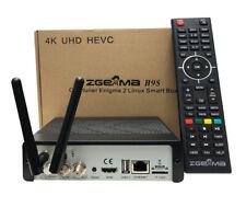 ZGEMMA H9S WIFI Enigma 2 Box 4K IPTV UHD Satellite Receiver DVB-S2X Stalker