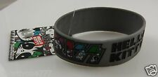 Hello Kitty Kiss rubber bracelet Gene Simmons paul stanley as hello kitty