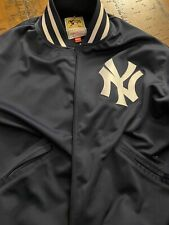 Mitchell And Ness New York Yankees Satin Jacket Sz 4xl