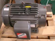 Baldor Standard-E 15//20HP Electric Motor 380/460V 42/46Amps 2950RPM 3PH M113977