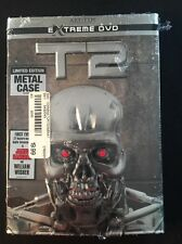 Terminator 2 ~ Judgment Day Extreme ~ T2 Limited Edition 2 Disc Metal Case B16