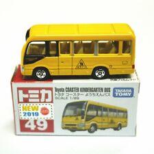 Takara Tomy Tomica 49 Toyota Coaster Kindergarten Bus