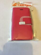 iPhone 5s And SE Flip Wallet Magnetic Case Cover Pink Free Postage Uk Seller