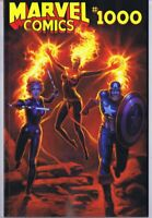 2019 Marvel Comics #1000 Greg Hildebrandt Variant Cover Captain America
