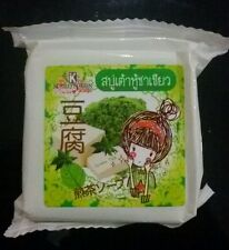 K.Brothers Face Soap Green Tea Tofu 60g for smoothness & softness skin