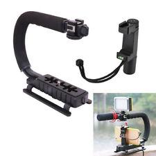 Supporto riprese video foto rig 3 hot shoe smartphone fotocamera+F-Mount FMD4
