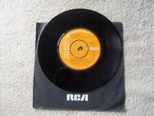 "DAVID BOWIE BOYS KEEP SWINGING RCA VICTOR RECORDS UK 7"" VINYL SINGLE RECORD"