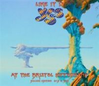 Like It Is: Yes at the Bristol Hippodrome [ 2 CD/DVD] [Digipak] YES