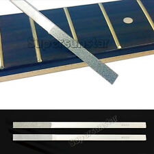 Guitar Bass Set 400 600 Grit Fret Dressing Diamond File Luthier Tool