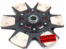 CFORCE STAGE 3 CERAMIC CLUTCH RACE DISC PLATE MAZDA RX-7 TURBO RX-8 FC FD SE3P