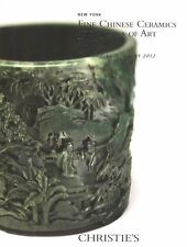 Christie's Catalogue Fine Chinese  Ceramics and Works of Art Part 1 2013 HB