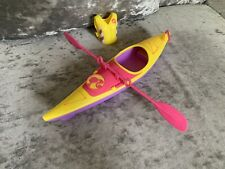 New listing Barbie Canoe/Kayak