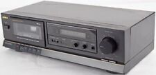 Vintage Aiwa Ad-S27U Home Theater Audio 120V Stereo Tape Cassette Deck System