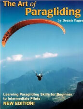 The art of paragliding - Paragliding Book- Learn to fly paraglider