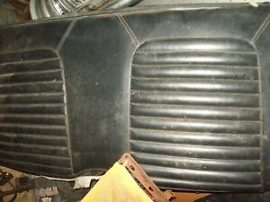1965 1966 1967 1968 1969 1970 FORD MUSTANG REAR SEAT Mustang back backrest coupe