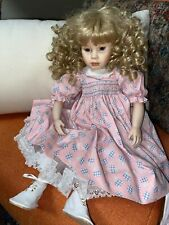 Pauline's Limited Edition 21� Doll by Pauline Bjonness-Jacobsen 50/950