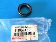 GENUINE TOYOTA & LEXUS 1119370010 VARIOUS MODELS GASKET, SPARK PLUG 11193-70010