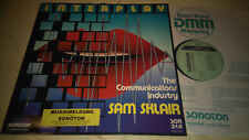 SAM SKLAIR The Communication Industry INTERPLAY *RARE LIBRARY LP*NM*