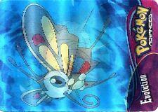 POKEMON ADVANCED CARD HOLO 3D 2004 (CARTE) N° #06 WURMPLE SILCOON GASCOON DUSTOX
